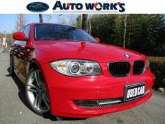 BMW BMW 120i禁煙車 HDD  地デジ Bカメラ ETC 純正18 2.0L