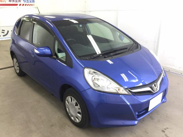 Photo of HONDA FIT 13G SMART SELECTION / used HONDA