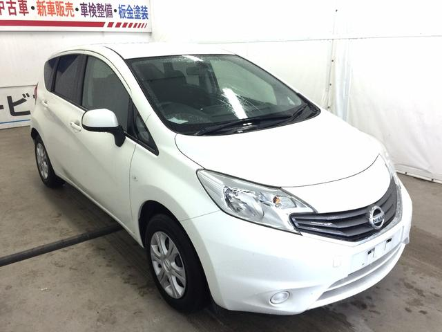 Photo of NISSAN NOTE X / used NISSAN