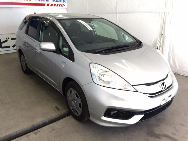 Photo of HONDA FIT SHUTTLE HYBRID HYBRID-C / used HONDA