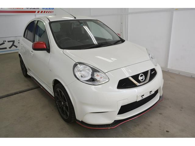 Photo of NISSAN MARCH NISMO / used NISSAN