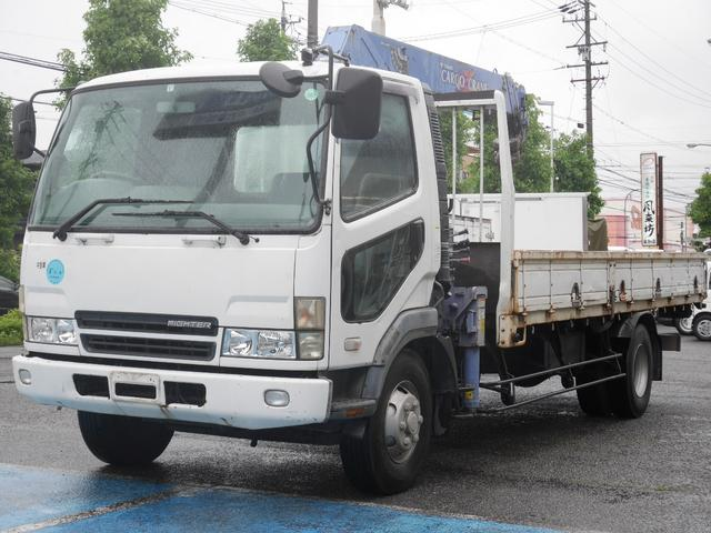 Photo of MITSUBISHI_FUSO FIGHTER  / used MITSUBISHI_FUSO