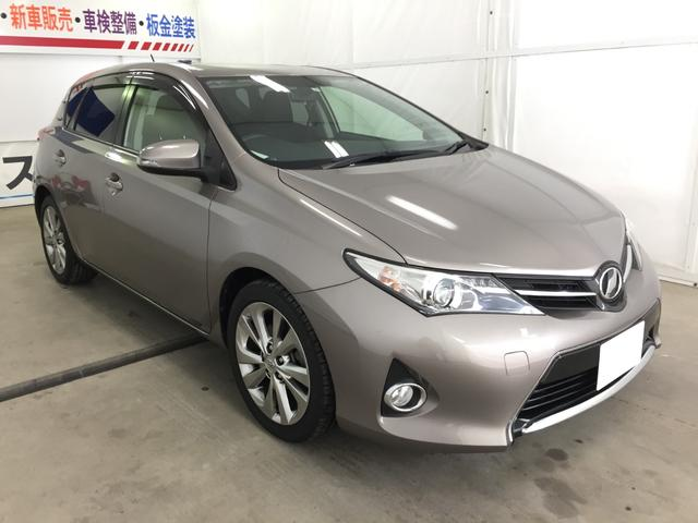 Photo of TOYOTA AURIS RS S PACKAGE / used TOYOTA