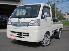 ハイゼットトラックスタンダード 5速MT 4WD LEDライト SDナビETC