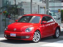 VW ザ・ビートルデザインレザーパッケージ 7速AT パドルシフト