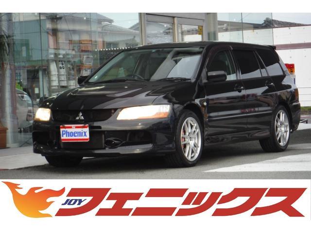 Mitsubishi Lancer Wagon Evolution Gt A 2005 Black 92408 Km