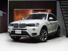 BMW X3xDrive 20d Xライン 新品タイヤ4本 本革シート