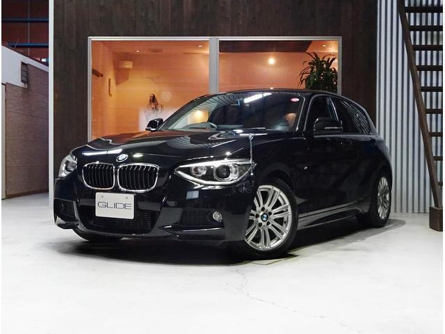 BMW 1シリーズ ワンオーナー 衝突軽減ブレーキ キープレーンア...