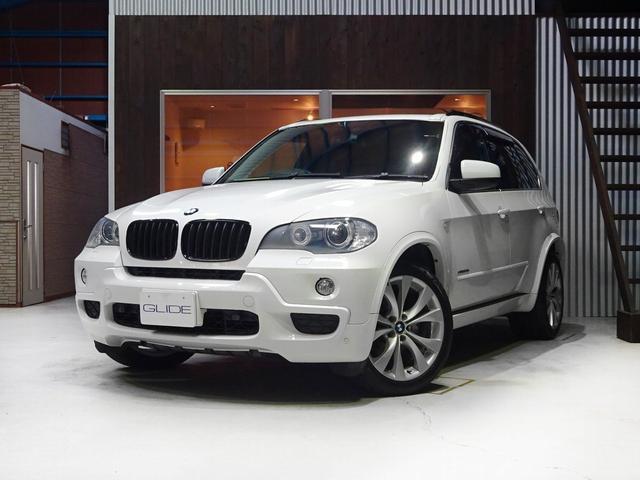BMW X5 3.0si Mスポーツパッケージ パノラマルーフ 地...