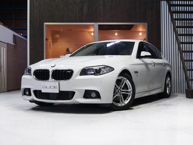 BMW 5シリーズ 528i Mスポーツ 後期モデル アダプティブ...