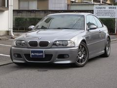 BMWM3 SMGII 左ハンドル 黒革 サンルーフ