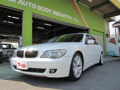 BMW740i 革シート スマートキー プッシュスタート