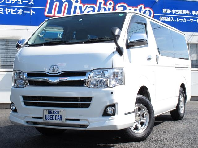 Photo of TOYOTA HIACE VAN LONG SUPER GL PRIME SELECTION / used TOYOTA