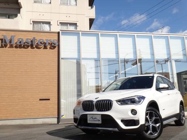 BMW X1 sDrive 18i xライン Dアシスト iDri...