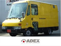 クイックデリバリー キッチンカー 移動販売車 アルミシマ板床 ステンレス壁張(トヨタ)