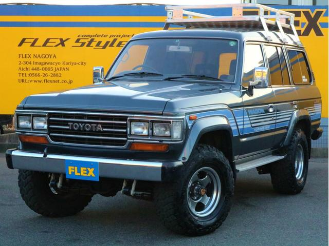 Photo of TOYOTA LAND CRUISER 60 VX / used TOYOTA