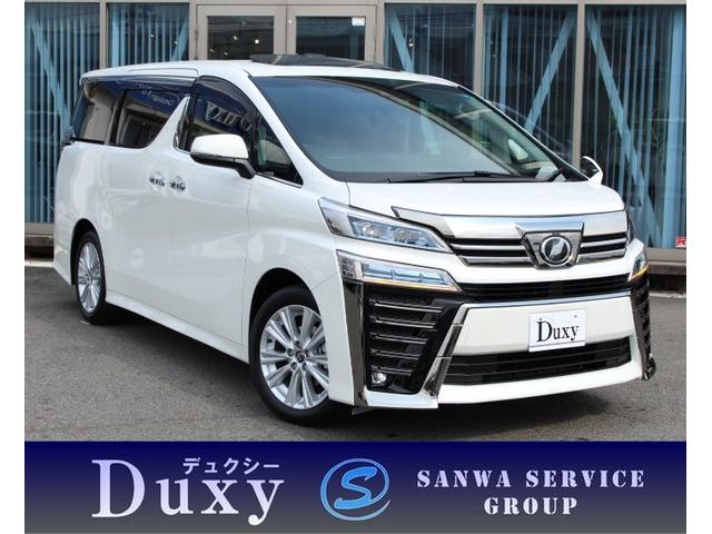 Photo of TOYOTA VELLFIRE 2.5Z / used TOYOTA