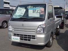 キャリイトラックKCエアコン・パワステ 4WD 5速MT