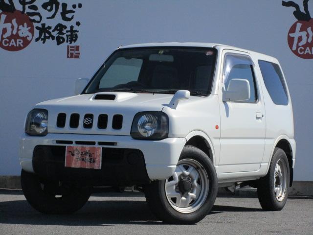 スズキ XL 背面タイヤ ケンウッドオーディオ ターボ 自社ローン