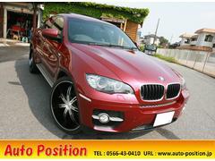 BMW BMW X6 xDrive 35i 社外24インチ H&Rローダウン 3.0L