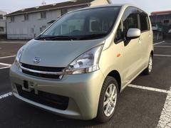 沖縄の中古車 ダイハツ ムーヴ 車両価格 59.8万円 リ済別 平成24年 1.3万K ゴールドM