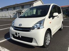 沖縄の中古車 ダイハツ ムーヴ 車両価格 59.8万円 リ済別 平成24年 4.9万K ホワイト