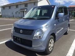 沖縄の中古車 スズキ ワゴンR 車両価格 44.8万円 リ済別 平成20年 8.4万K ライトブルーM