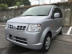 沖縄の中古車 日産 オッティ 車両価格 41.8万円 リ済別 平成22年 3.4万K シルバーM