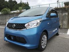 沖縄の中古車 日産 デイズ 車両価格 64.8万円 リ済別 平成25年 3.5万K ブルーM