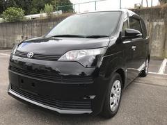 沖縄の中古車 トヨタ スペイド 車両価格 89.8万円 リ済別 平成27年 5.0万K ブラック