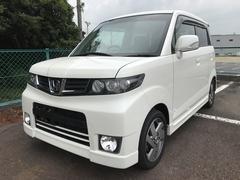 沖縄の中古車 ホンダ ゼストスパーク 車両価格 69.8万円 リ済別 平成23年 2.4万K パールホワイト
