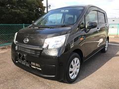 沖縄の中古車 ダイハツ ムーヴ 車両価格 64.8万円 リ済別 平成25年 5.5万K ブラックM