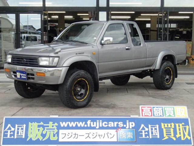米国トヨタ EXTキャブ パートタイム4WD SR クルコン ETC