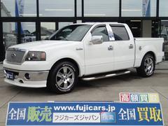 フォード F−150スーパークルー 4WD 20AW HDD5.1 ハードトノ