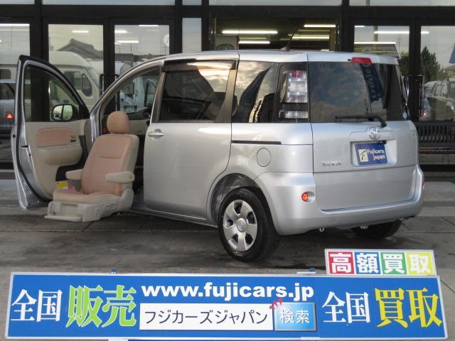 トヨタ ウェルキャブ福祉車両 助手席リフト7人 ナビTV Bカメラ