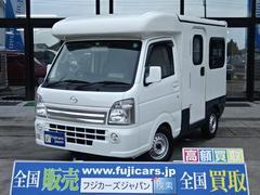 スクラムトラック軽キャンパー AZ−MAX K−ai 4WD ベンチタイプ