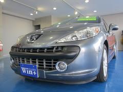 プジョー 207CC 社外ナビTV ETC 純正アルミ 電動オープン D車
