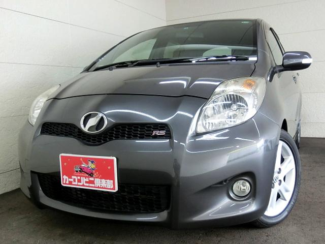 Photo of TOYOTA VITZ TRD TURBO M / used TOYOTA