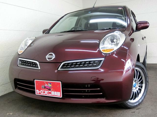 Photo of NISSAN MARCH 12S COLLET / used NISSAN