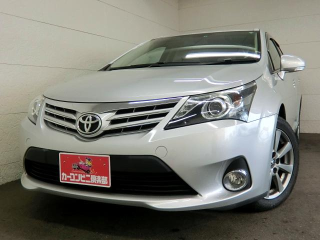 Photo of TOYOTA AVEVSIS WAGON Li / used TOYOTA