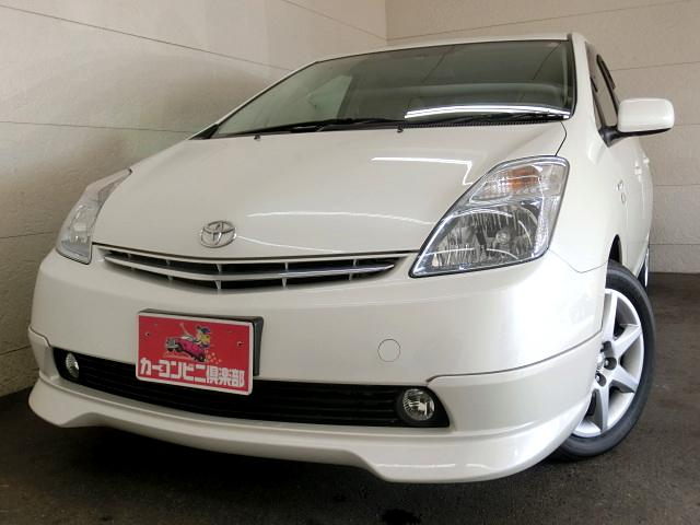 Photo of TOYOTA PRIUS G TOURING SELECTION / used TOYOTA