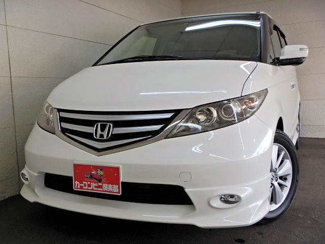 Photo of HONDA ELYSION G AERO HDD NAVI SPECIAL PACKAGE / used HONDA
