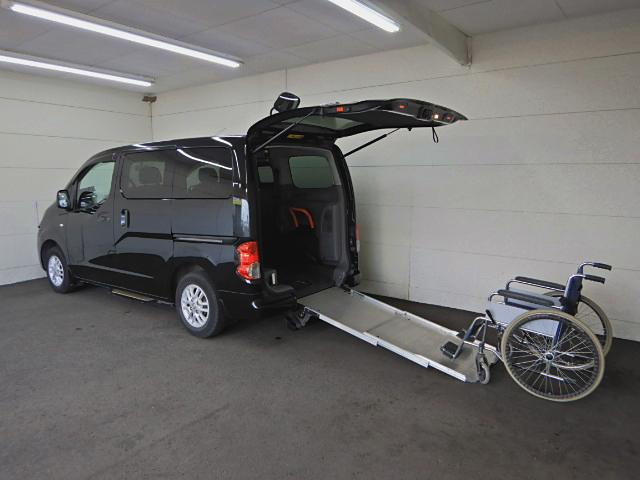 Photo of NISSAN NV200VANETTE WAGON 16X-2R / used NISSAN
