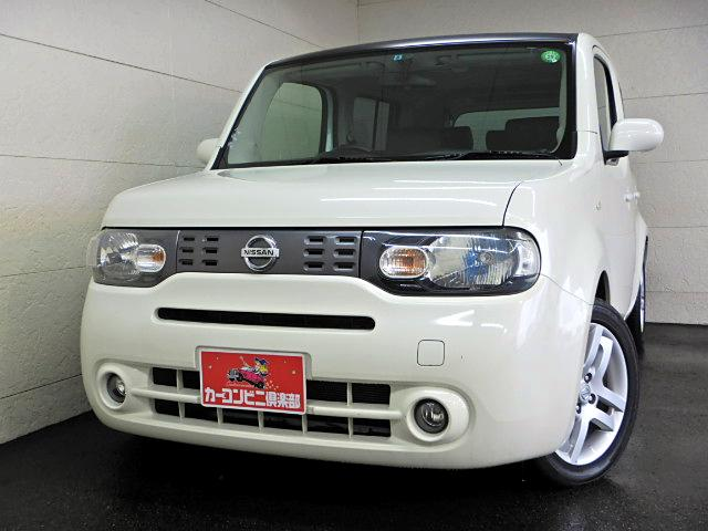Photo of NISSAN CUBE 15G / used NISSAN