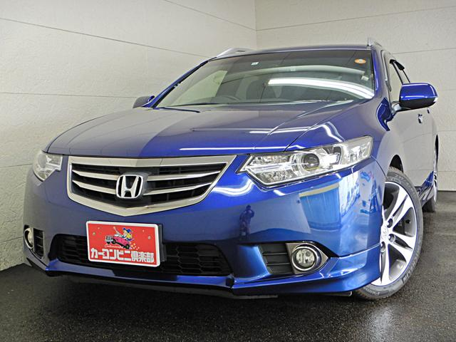 Photo of HONDA ACCORD TOURER TYPE S / used HONDA