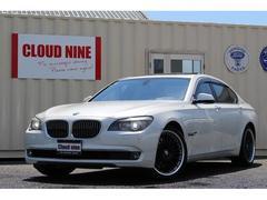 BMWアクティブハイブリッド7 SR 黒革 ナビ地デジ新品20AW