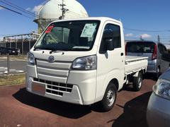 ハイゼットトラックスタンダード AMFMラジオ 4WD