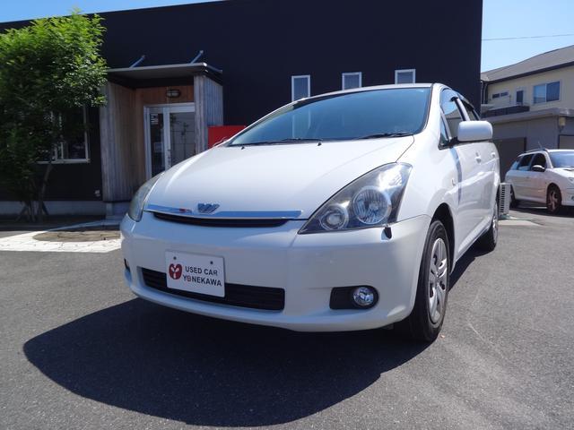 トヨタ ウィッシュ X NEOエディション (車検整備付)