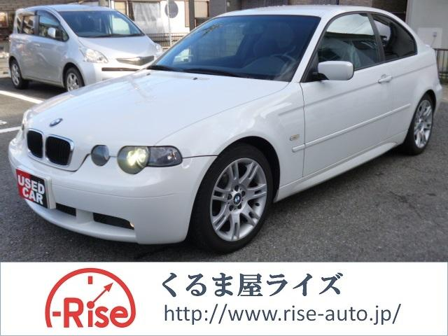 Photo Of BMW 3 SERIES 318ti M SPORT Used