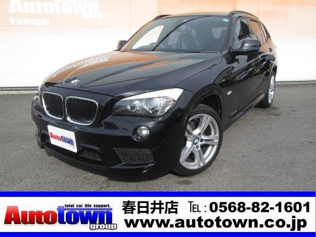 BMW X1 sDrive 18i Mスポーツパッケージ HDDナ...